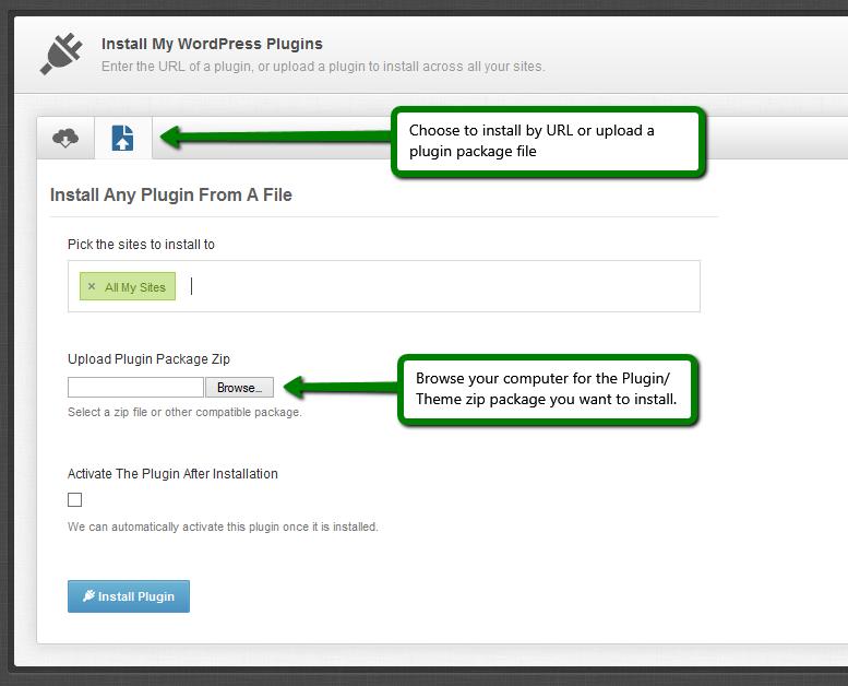 wordpress force file plugin