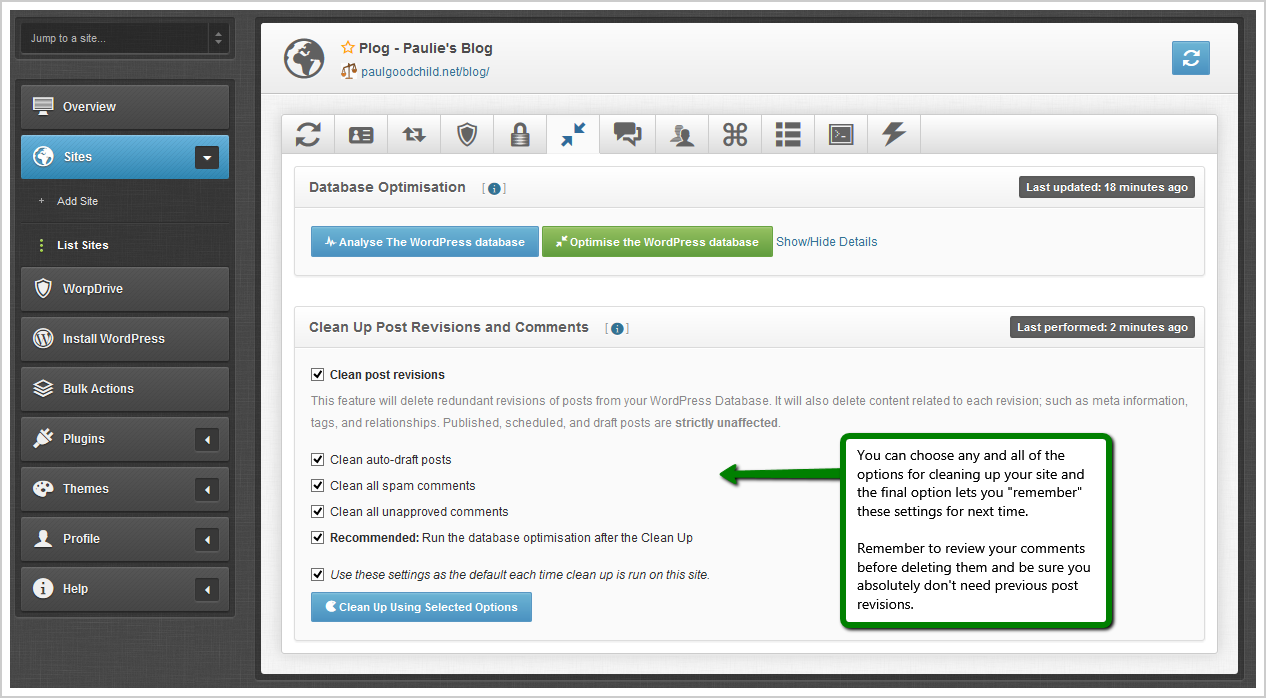 how to set up comments on wordpress