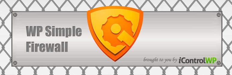Simple Security Firewall Plugin For WordPress Banner